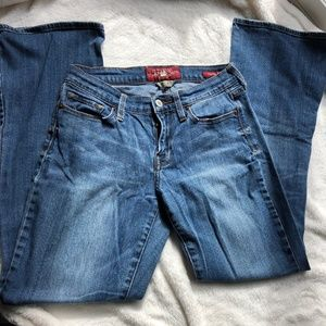 Lucky Brand Sofia Boot Jeans Size 4